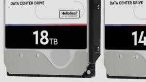 WD Ultrastar DC HC550: Die erste 18-TB-HDD mit EAMR ist verfügbar