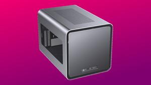 Jonsbo V8: Schlichtes ITX-Gehäuse für große Komponenten