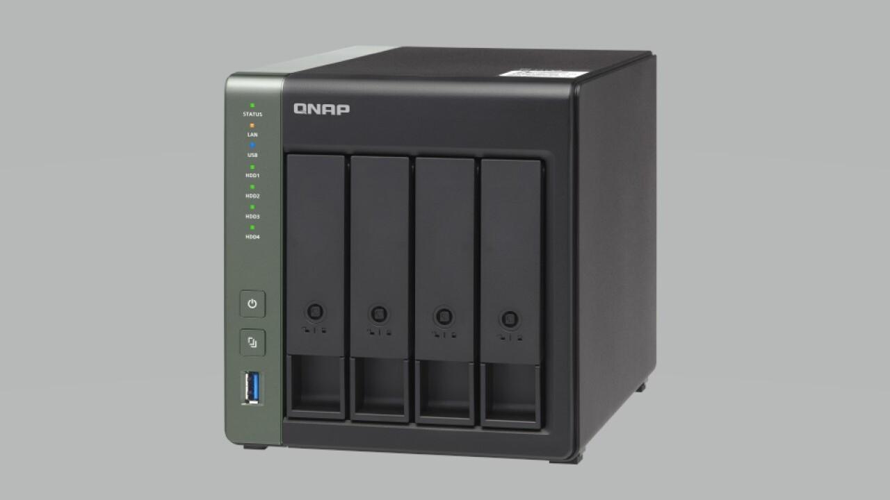 QNAP TS-431X3: 10GbE-NAS erhält mehr RAM und einmal 2,5-Gbit-LAN