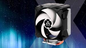 Arctic Freezer i13 X & A13 X: Kompakter Tower-Kühler kühlt AMD oder Intel