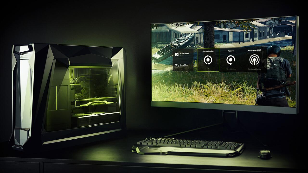GeForce Experience 3.20.4: Nvidia Ansel für Horizon Zero Dawn und 38 weitere Spiele