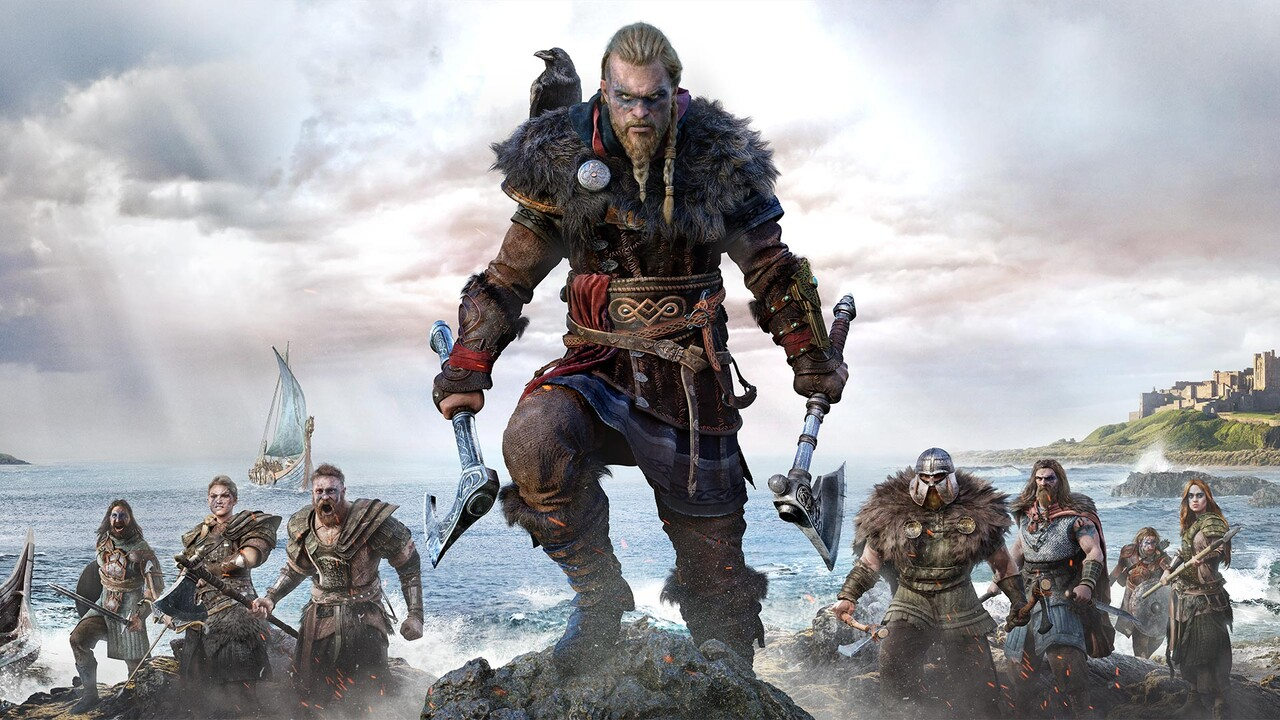 Spiele-Bundle: Assassin's Creed Valhalla bei Kauf von AMD Ryzen gratis