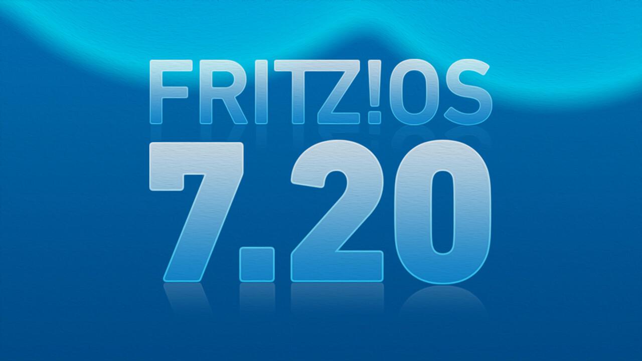 AVM: Fritz!OS 7.20 für die Fritz!Box 7590 freigegeben