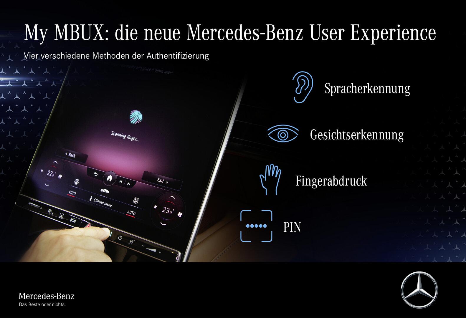 Biometrische Authentifizierung im Überblick