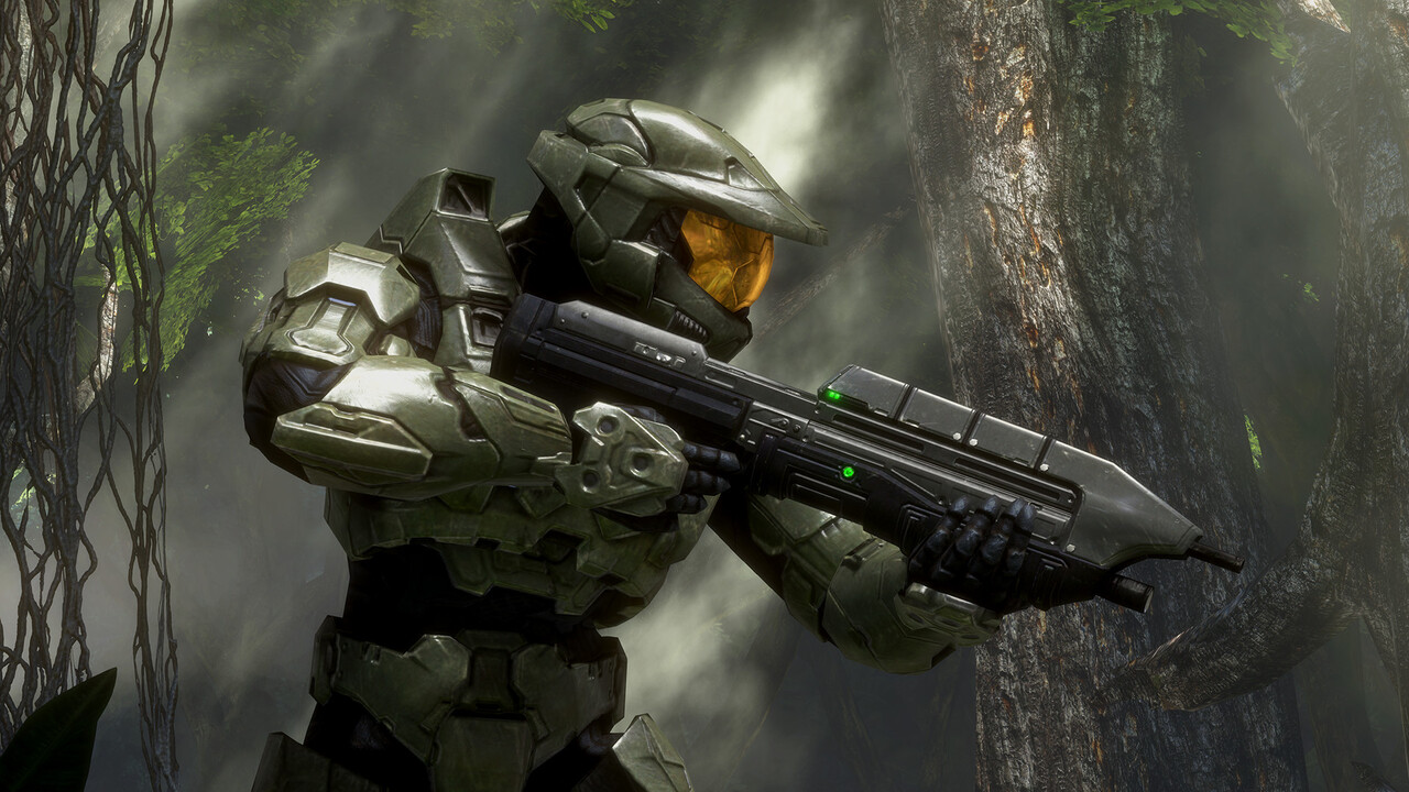 Erscheinungstermin: Halo 3 startet im Juli auf dem PC