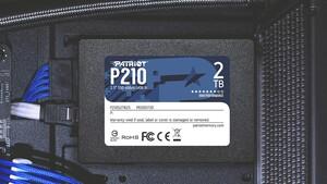 Patriot P210: Neue SATA-SSD der Billigklasse mit bis zu 2 TB