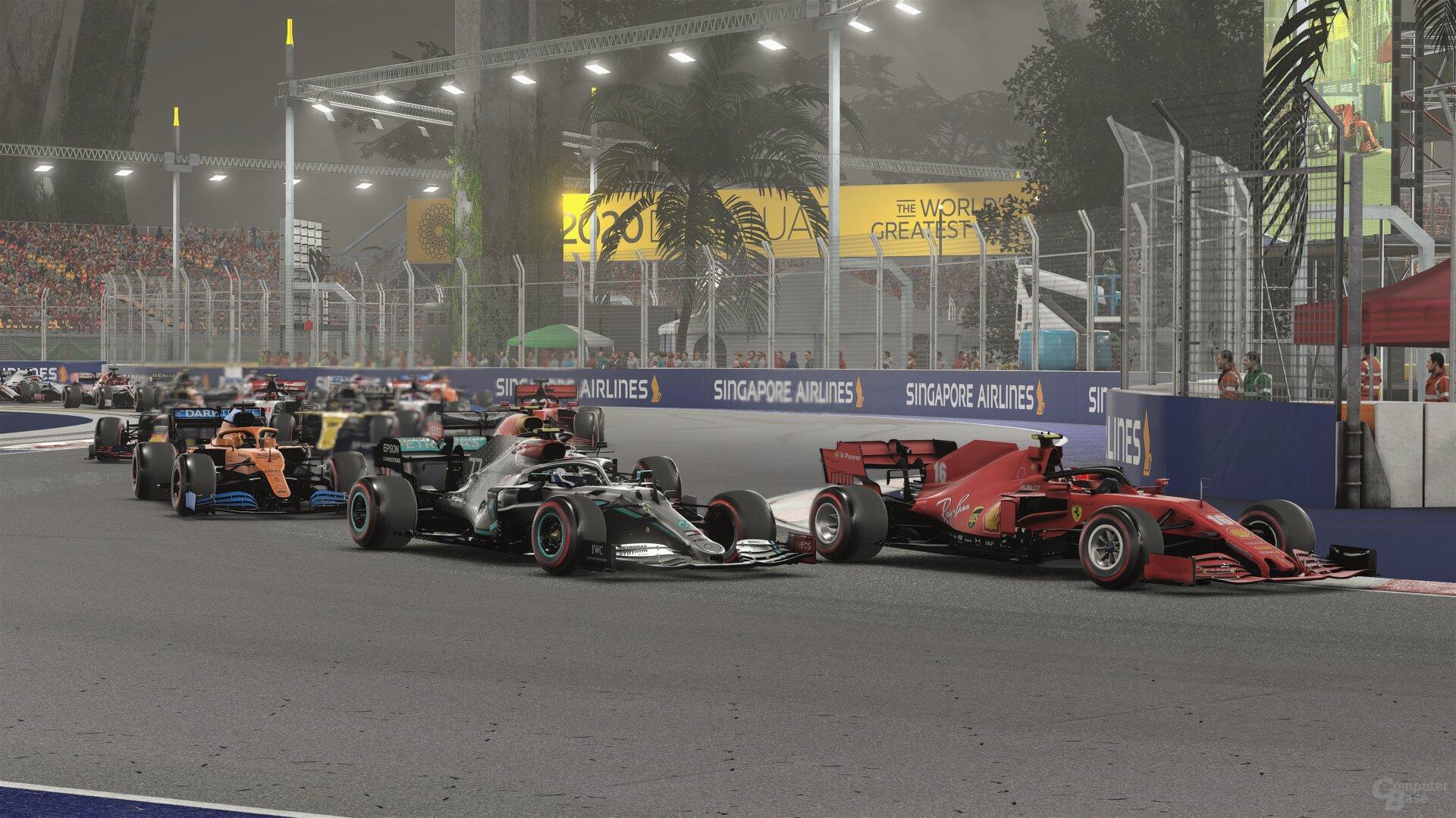 F1 2020 im Technik-Test