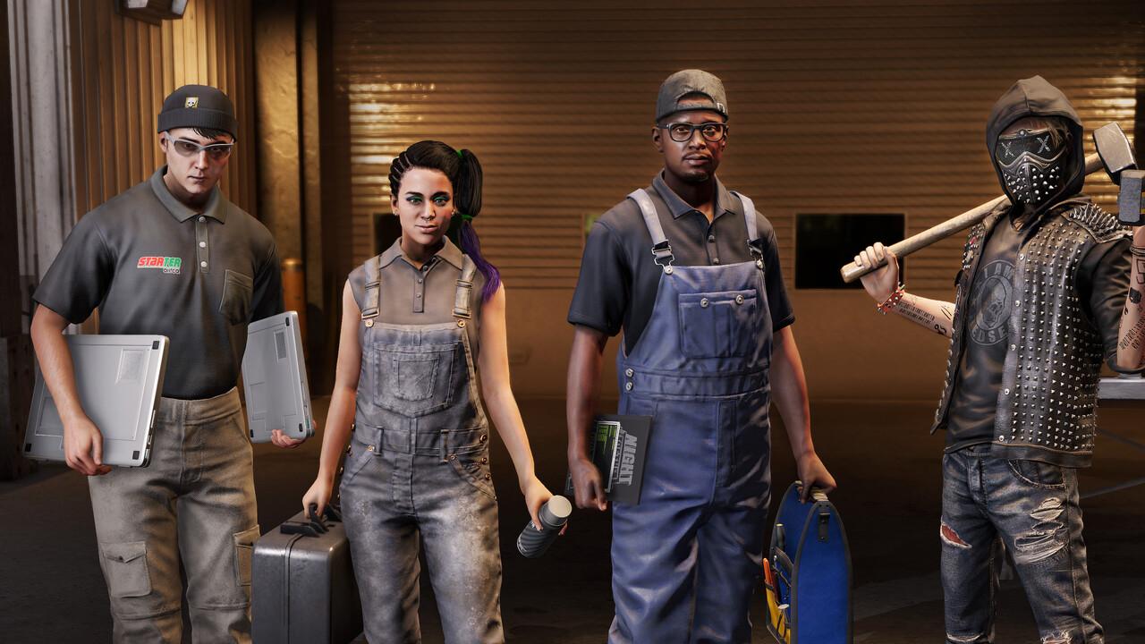 Gratisspiel: Ubisoft verschenkt Watch Dogs 2 an Zuschauer