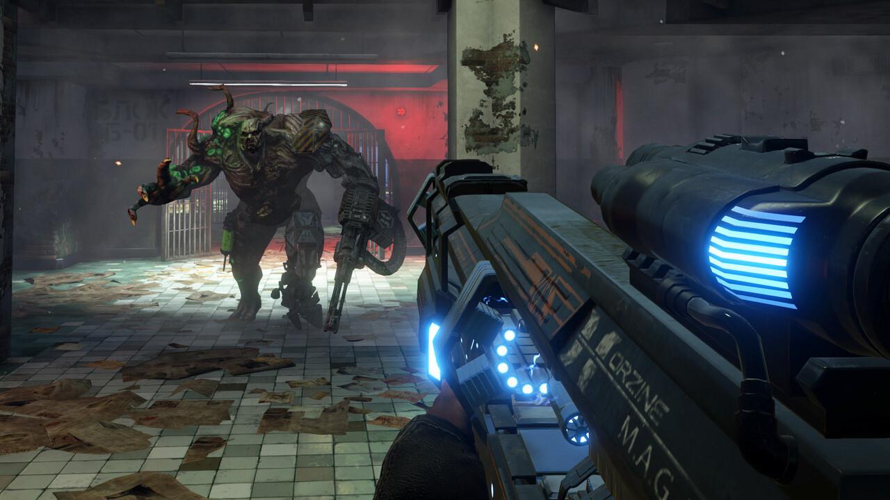 Drei Gratisspiele bei Epic: Killing Floor 2, Lifeless Planet und The Escapists 2