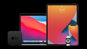 Public Beta: iOS 14, iPadOS 14, macOS 11 Big Sur und tvOS 14 verfügbar