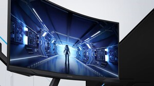 Samsung Odyssey G5: 1000R-Curved-Monitore mit 144 Hz zum Einstieg