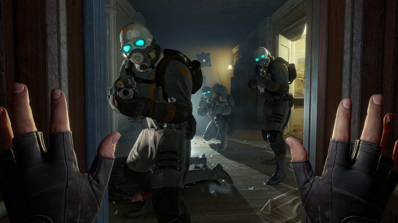 Half-Life-Projekte: Mit Teil 3 wollte Valve Level zufällig generieren