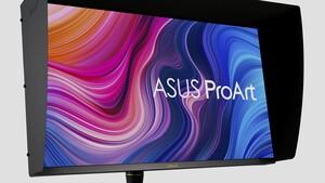 Asus ProArt: Mini-LED-Monitore mit Kontrastoptimierung
