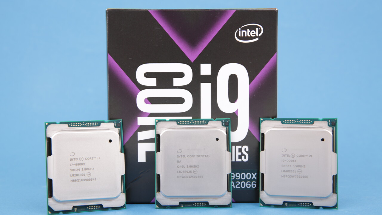 HEDT-Prozessoren: Intel stellt Core 9000X auf Basis von Skylake-X ein