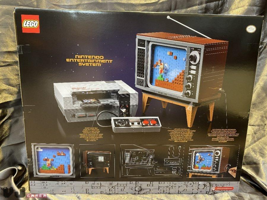 71374 Nintendo Entertainment System von Lego