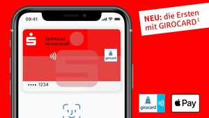 Sparkasse: Apple Pay für die Girocard/EC-Karte kommt diesen Sommer