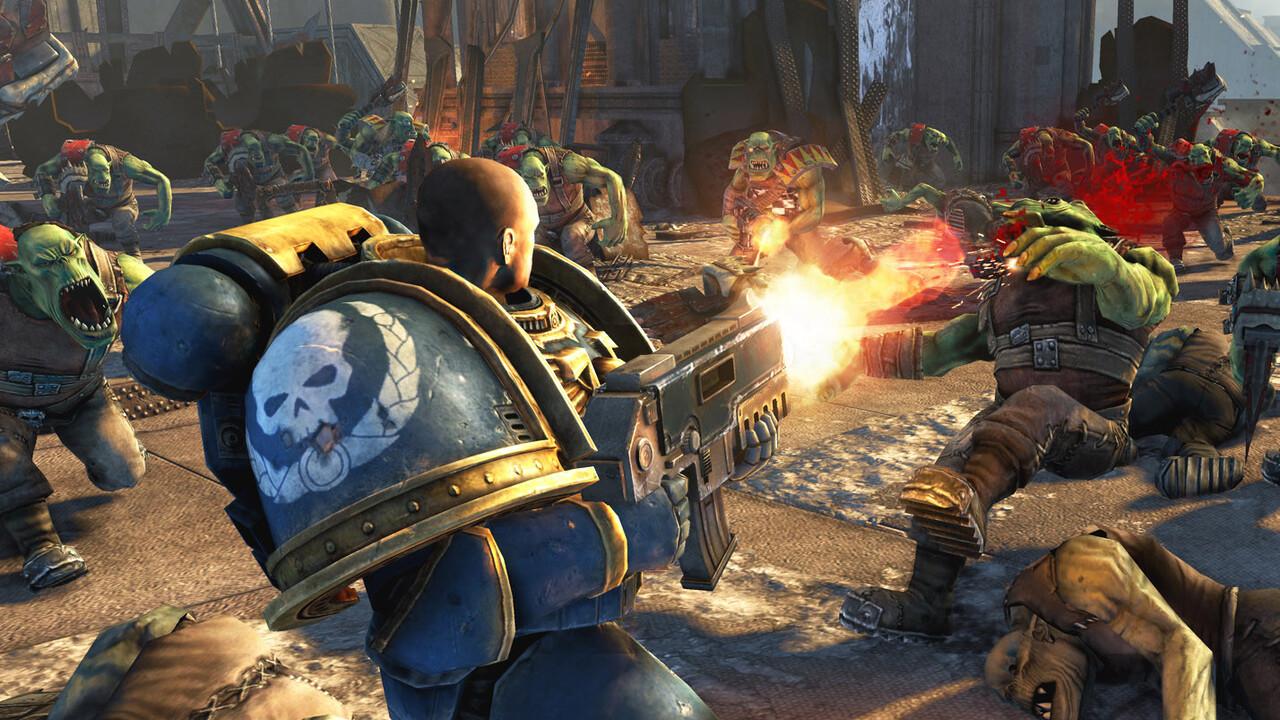 Warhammer 40.000: Humble Bundle versammelt Action- und Strategiespiele