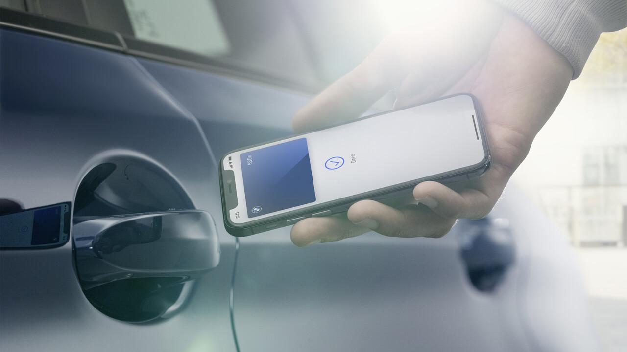 iOS/iPadOS 13.6: Das iPhone wird zum digitalen Autoschlüssel