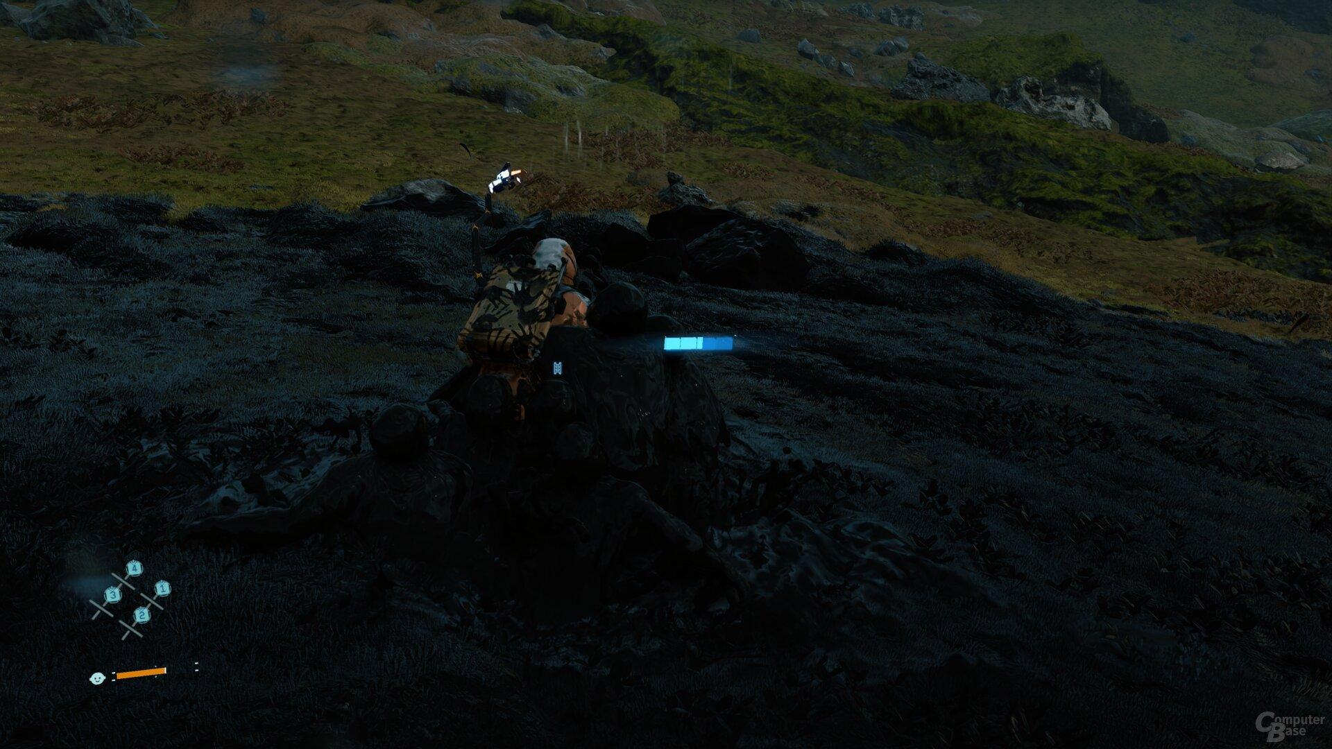 Death Stranding im Technik-Test