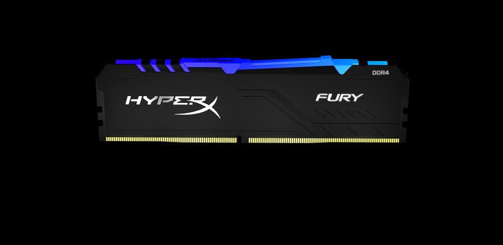 HyperX Fury RGB (2020)