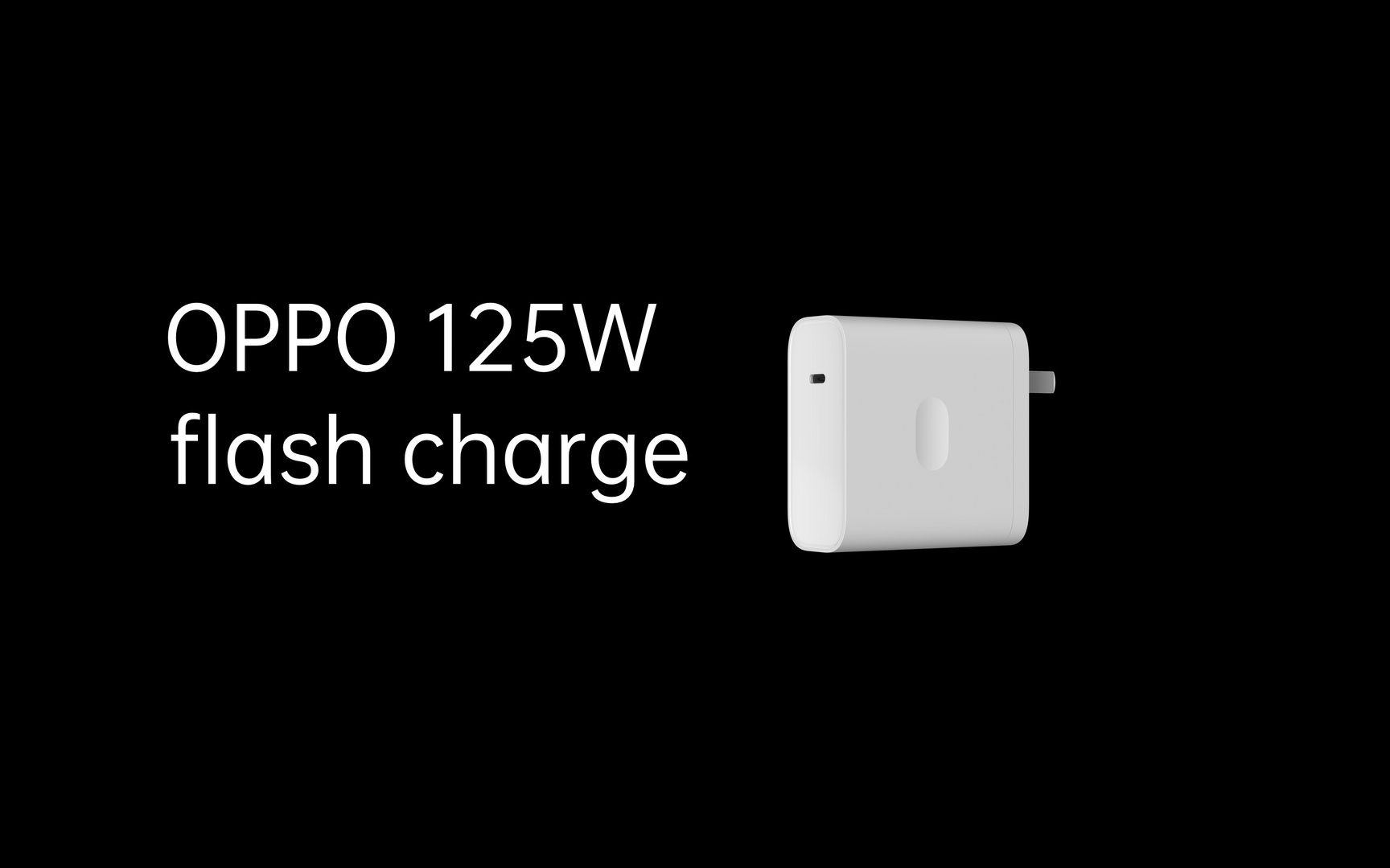 Oppo 125W Flash Charger