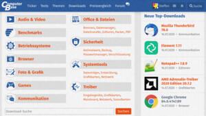 In eigener Sache: Neue Download-Kategorien und neues Feedback-Forum