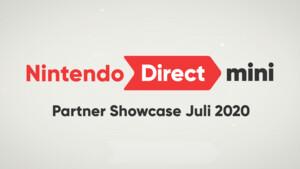 Nintendo Direct Mini: Partner Showcase startet heute um 16 Uhr auf YouTube
