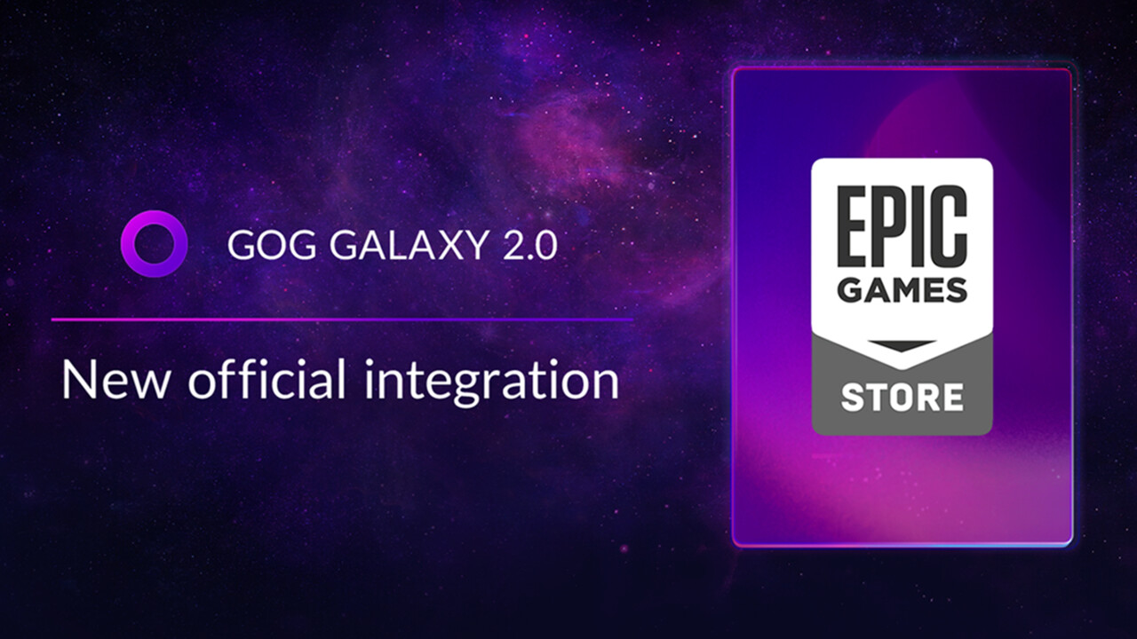 GOG Galaxy 2.0: All-in-One-Client integriert Epic Games Store offiziell