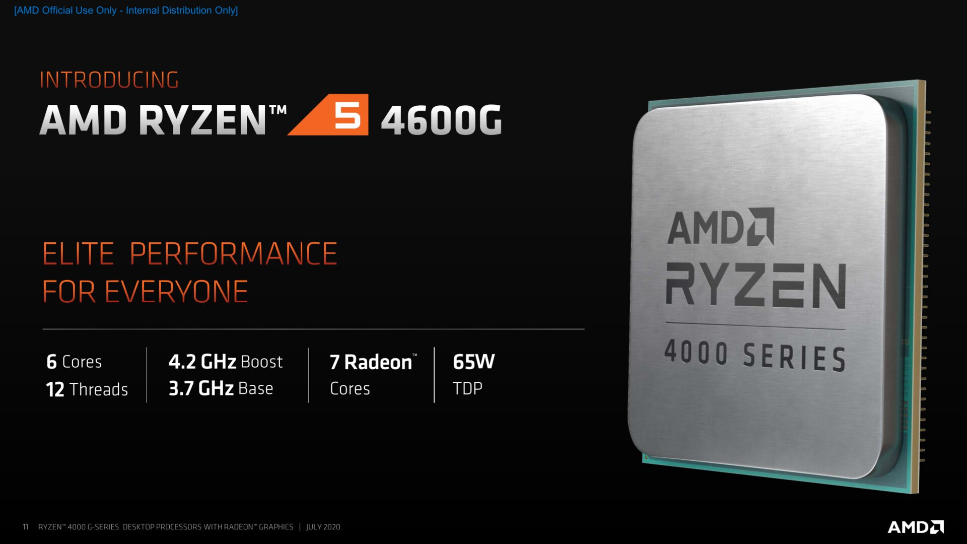 Ryzen 5 4600G