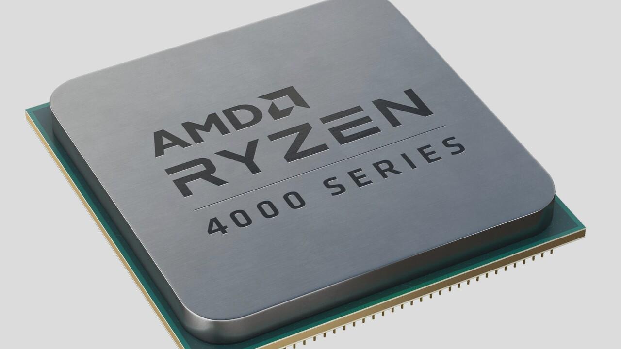 Ryzen 4000G: AMD bringt Renoir-APUs auf den Desktop
