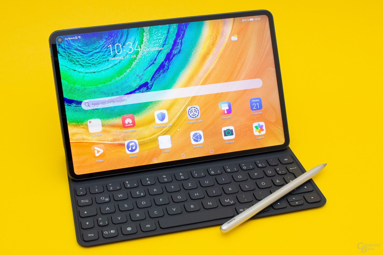 Huawei MatePad Pro im Test