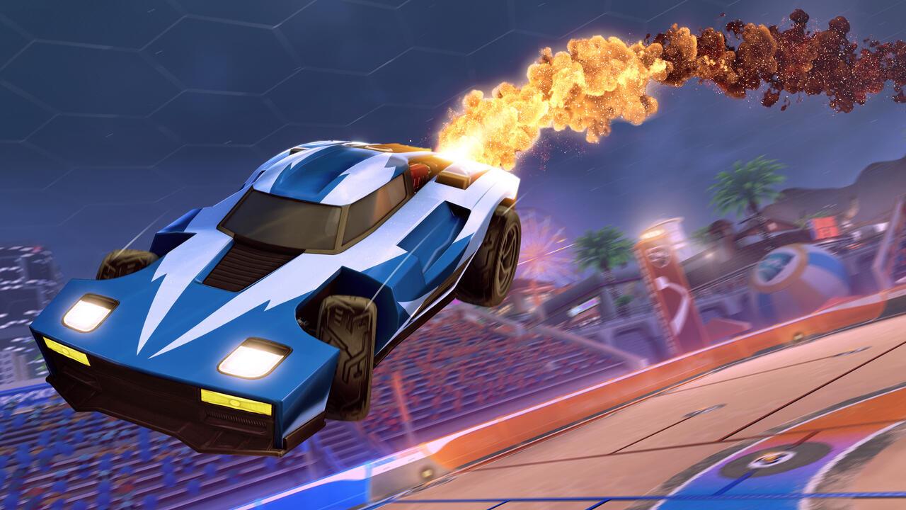 Free to Play: Rocket League wechselt das Geschäftsmodell