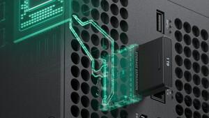 Xbox Series X: Speichererweiterung von Seagate nutzt PCIe 4.0 x2