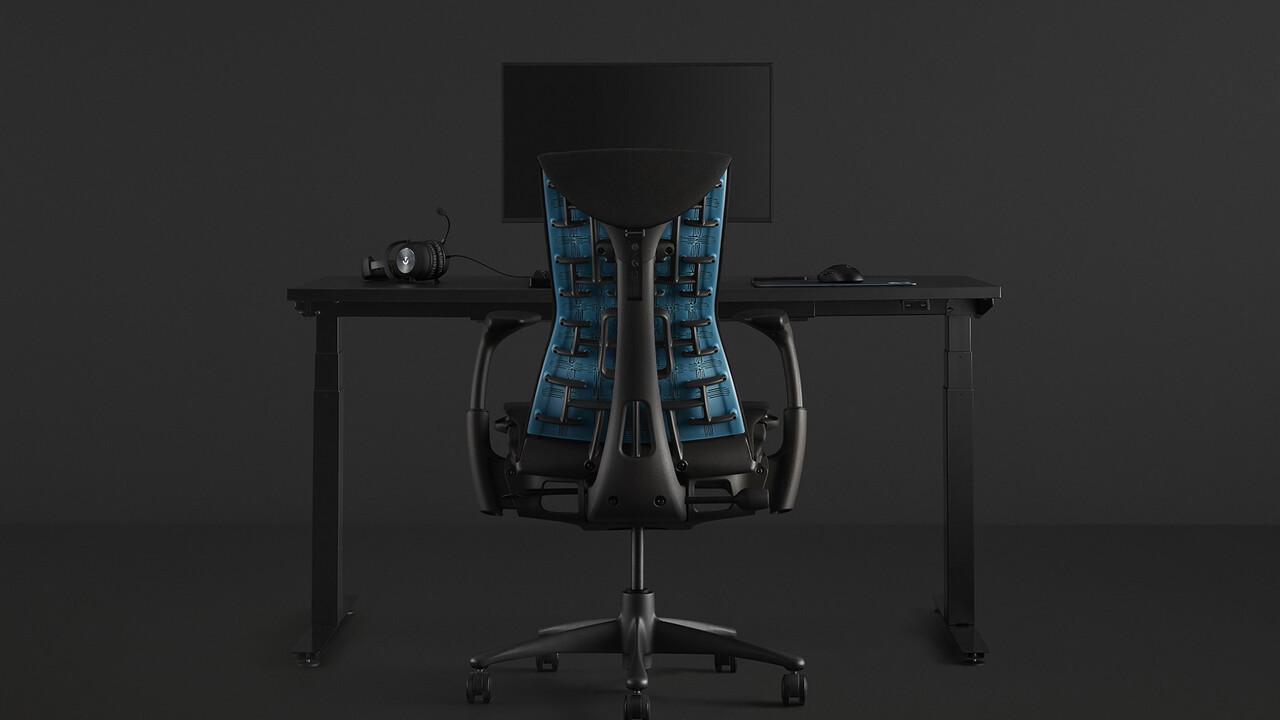 Logitech & Herman Miller: Der teuerste Gaming-Stuhl kostet vierstellig