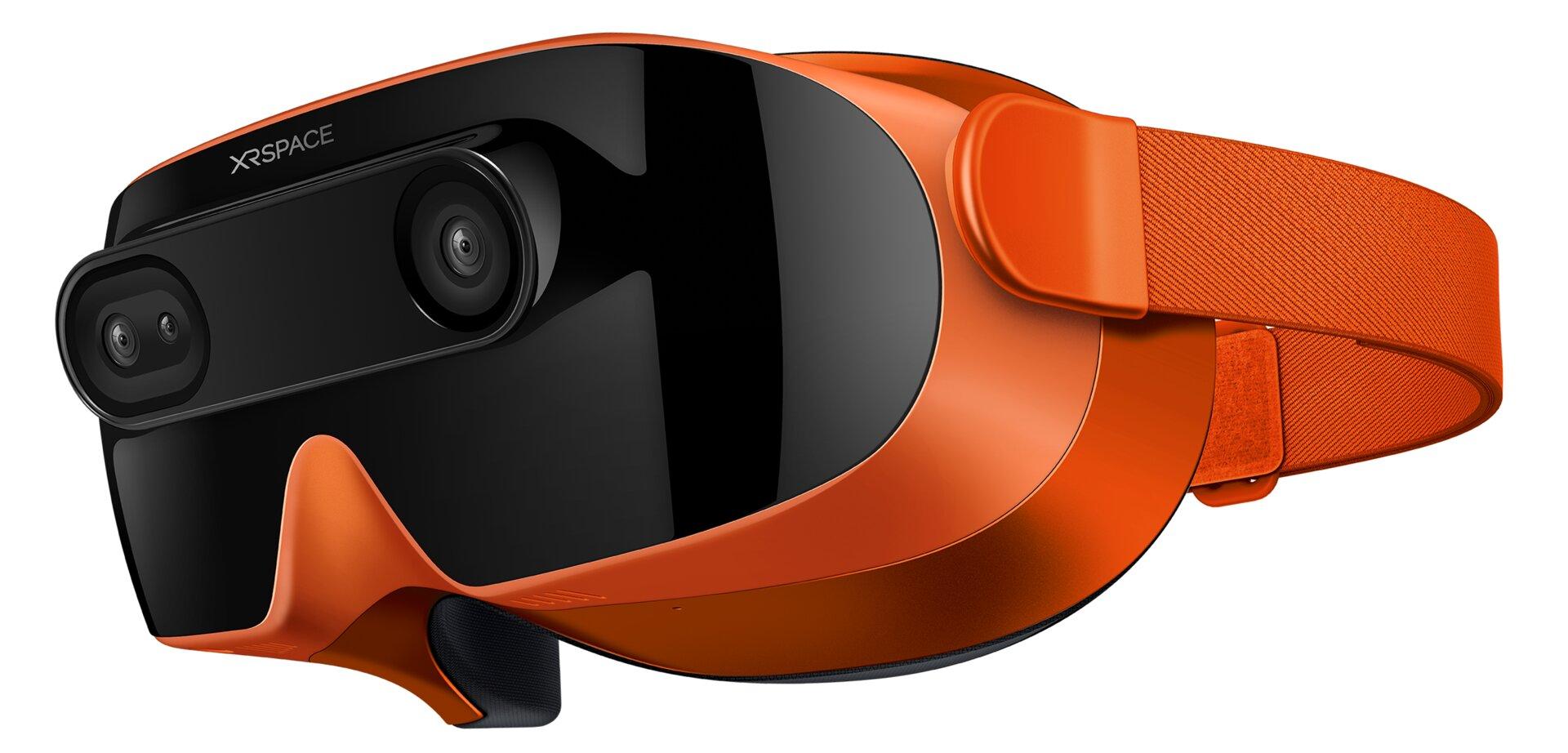 Das Manova Headset kommt auch in Orange