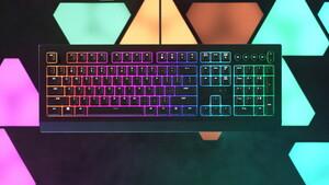 Zusatztasten & Kabelführung: Razers günstigste Tastatur wird besser ausgestattet