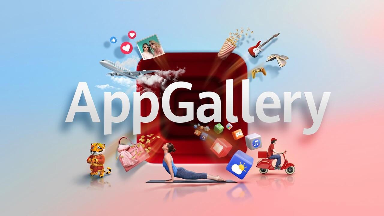 Huawei: So beliebt ist die AppGallery in Europa und was noch kommt