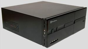 Im Test vor 15 Jahren: Silverstones HTPC-Gehäuse mit integriertem Display