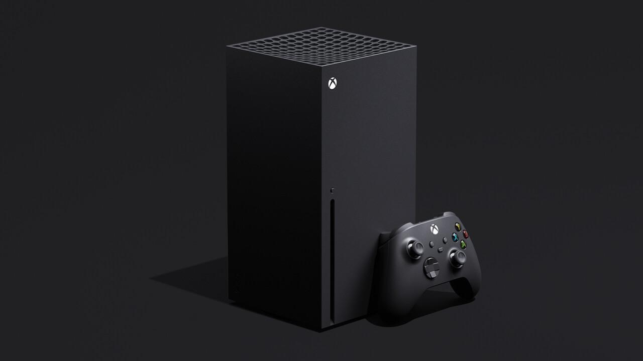 Xbox Series X: Next-Gen-Spielkonsole erscheint im November