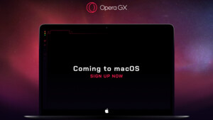 Opera GX 68: Gaming-Browser als Early Access für macOS erschienen
