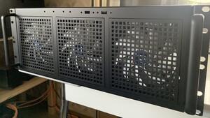 Aus der Community: Backup-System für 15 Festplatten im Selbstbau