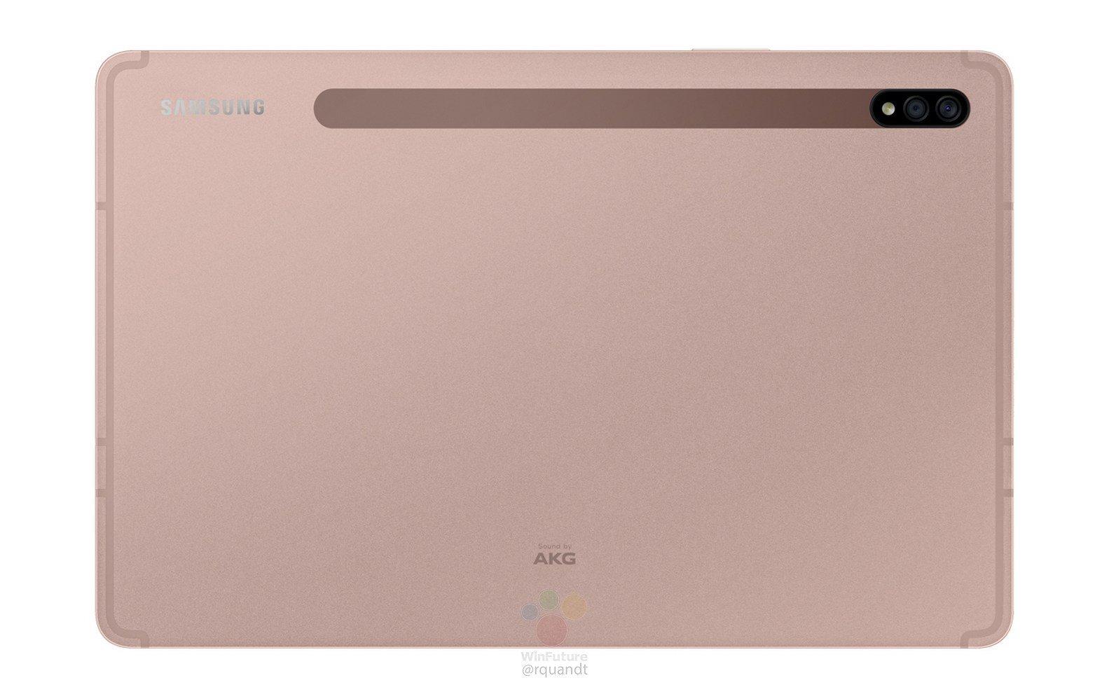 Samsung Galaxy Tab S7(+)