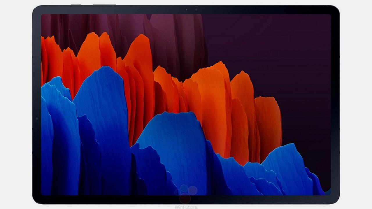 Samsung Galaxy Tab S7(+): iPad-Pro-Konkurrent kommt mit größerem Display