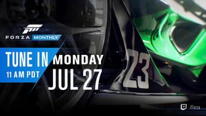 Forza Motorsport: Livestream mit neuen Informationen ab 20Uhr