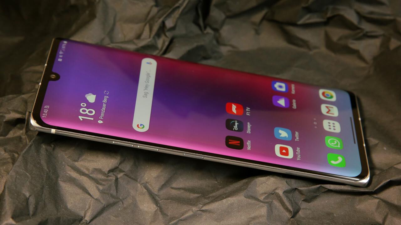 Velvet: LG bringt LTE-Variante mit Snapdragon 845 für 500Euro
