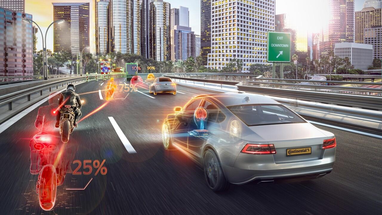 Autonomes Fahren: Continental setzt auf Nvidia DGX Pod für die Simulation