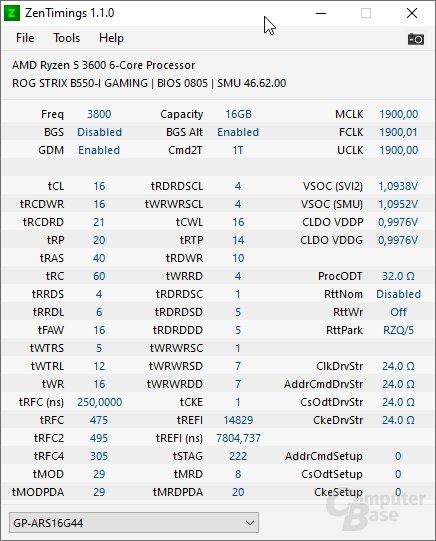 3800CL16-OC-Profil