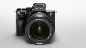 Sony Alpha 7S III: Video-DSLM mit BSI und Rekord-OLED-Sucher