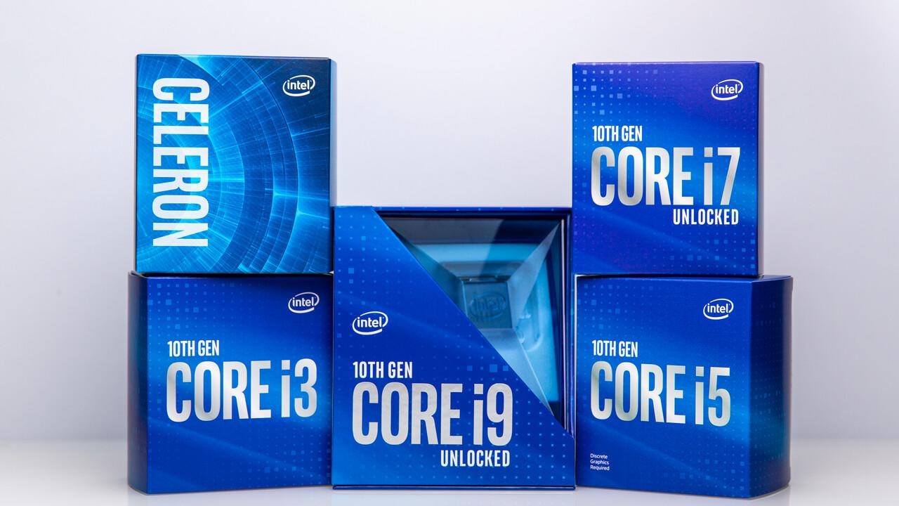 Comet Lake-S: Intel verdoppelt L3-Cache der Einsteiger-CPUs