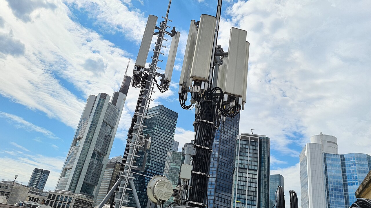 Mid-Band: Vodafone aktiviert 5G bei 1.800MHz speziell für Städte